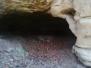 Jeskyně s pískem