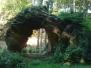 Skalní brána u Drahoňovic