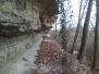 Skalní sruby u Jizery